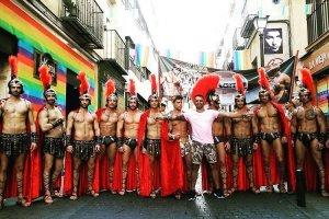 Carnaval gay de Sitges agita a Espanha