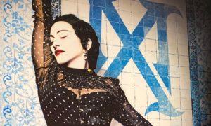 Madonna adia estreias na Europa