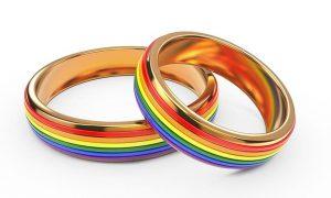 Primeiro casamento gay na Irlanda do Norte aconteceu hoje