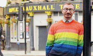 """Londres tem primeiro """"prefeito"""" HIV+"""
