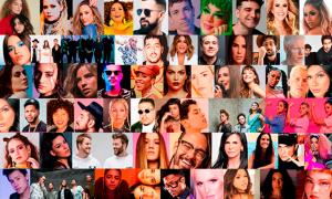 De Avril Lavigne a Joelma. Artistas participam de festival do POPline para doação de máscaras