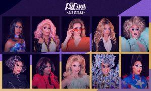 Confira as drags confirmadas na quinta temporada de RuPaul's Drag Race All Stars