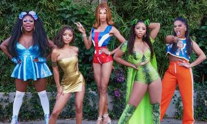 "Queens de RuPaul's Drag Race fazem ""cover"" das Spice Girls"