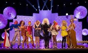 Série mostrará participantes de RuPaul's Drag Race UK depois do programa