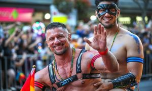 Sydney Gay Mardi Gras 2021 muda de local