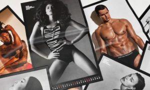 (Fotos) Nyle DiMarco e Pietro Boselli se juntam a modelo trans Valentina Sampaio em calendário