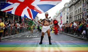 London Pride confirma data para setembro