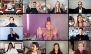 Elenco de Glee se reúne em homenagem à Naya Rivera no Glaad Awards (vídeo)