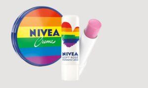Nivea lança produtos com renda para ONG LGBT