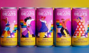 No mês do amor, Beats convida consumidores a celebrarem todas as formas de amar