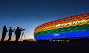 Uefa proíbe arco-íris em estádio em Munique e gera revolta