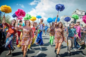 Brighton Pride: o mais importante Festival do Orgulho Gay do Reino Unido