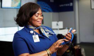 United Airlines oferece opção de reserva de gênero não-binário