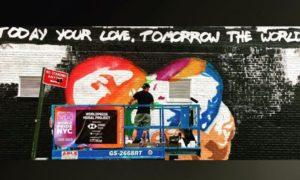 WorldPride Mural Project: Nova York ganhará murais para celebrar a World Pride