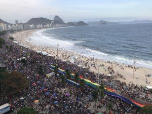 Parada Gay do Rio acontece dia 22 de setembro