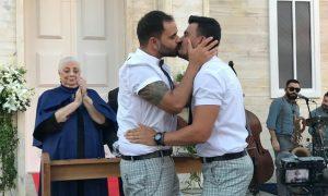 Teve casamento gay no Rock in Rio