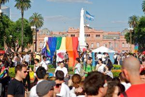 Parada Gay de Buenos Aires acontece neste sábado
