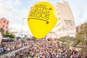 Festival Agrada Gregos abre carnaval gay de São Paulo