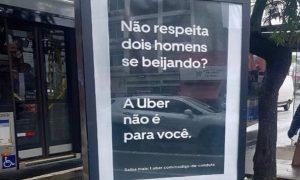 Campanha da Uber para atacar preconceito