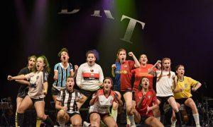 "Evento de teatro musical desafia atores a ""mudar de sexo"""
