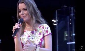 Ana Paula Valadão afirma que AIDS é castigo pela homossexualidade