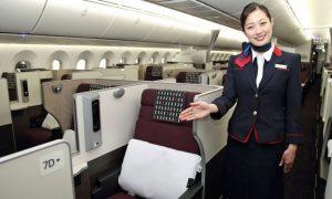 Japanese Airlines usará linguagem não binária em seus voos