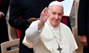 Papa Francisco apoia união civil entre pessoas do mesmo sexo