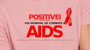 No dia Mundial da Luta contra a AIDS, influenciador tira as principais dúvidas sobre HIV