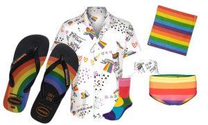 Novidades na linha Pride das Havaianas