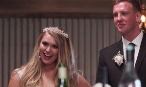 Noivo é arrancado do armário na hora do casamento