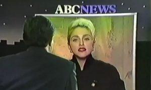 Vídeo antigo de Madonna mostra porque ela é tão necessária