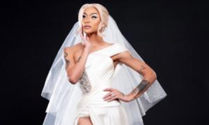 Divulgadas fotos de Pabllo Vittar vestida de noiva