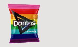 Doritos Rainbow chega a quinta edição de cara nova