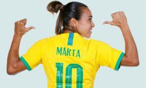 Golaço! Marta é anunciada como Líder Global de Diversidade e Inclusão da Latam