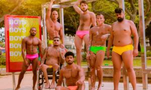 Loja de sunga no Rio aposta na diversidade de corpos gay