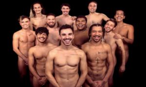 Produzido em 20 países, Naked Boys Singing! chega ao Brasil