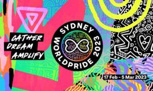 Sydney World Pride 2023 anuncia programação